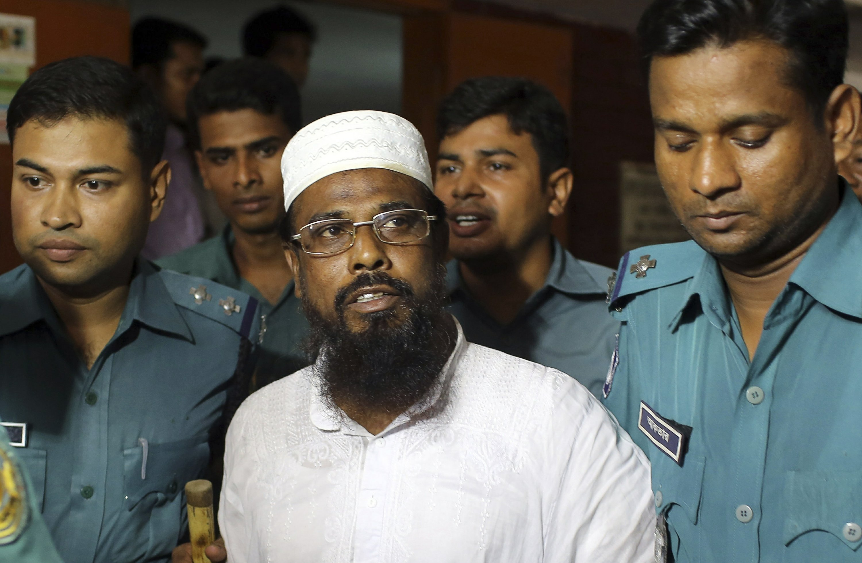 Bangladesh militant hanged for attack aimed at British envoy