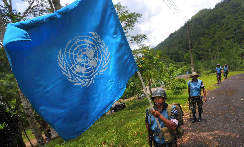 Sri Lankan sex ring in Haiti reveals cracks in UN system