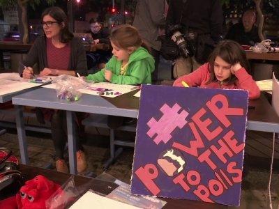 Women's March Sets Its Sights On Ballot Box