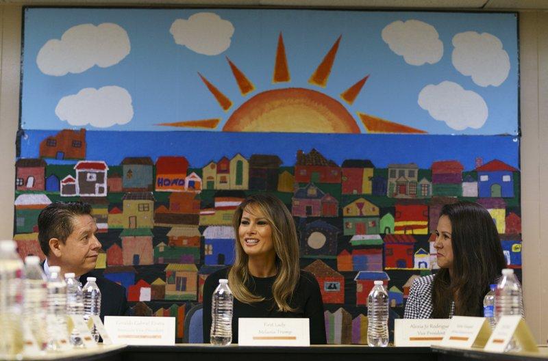 Melania Trump, Alexia Jo Rodriguez
