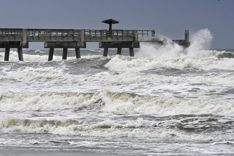 Irma is looking more and more tampa bound forecasters say for Miami fishing piers
