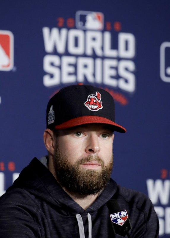 Kluber could become 1st since Lolich to win 3 Series starts