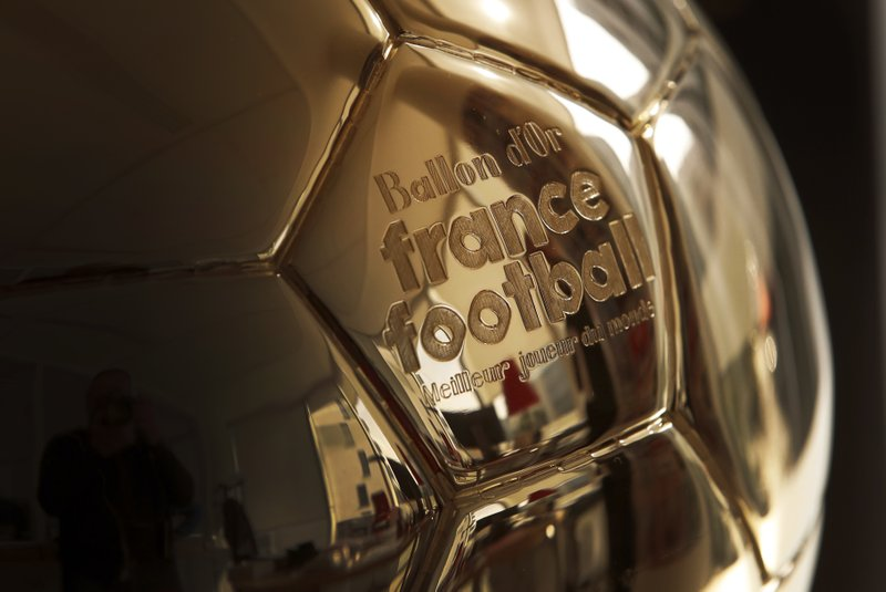 France Football announces Ballon d'Or award for women starting in 2018