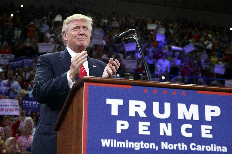 Trump ignites new firestorm: Gun backers might stop Clinton