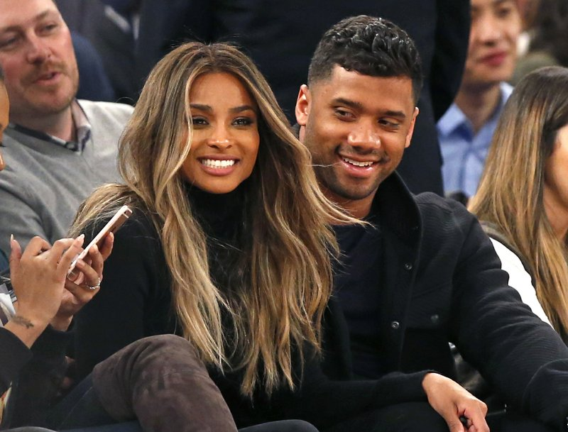 Ciara dedicates sweet video to husband after daughters birth