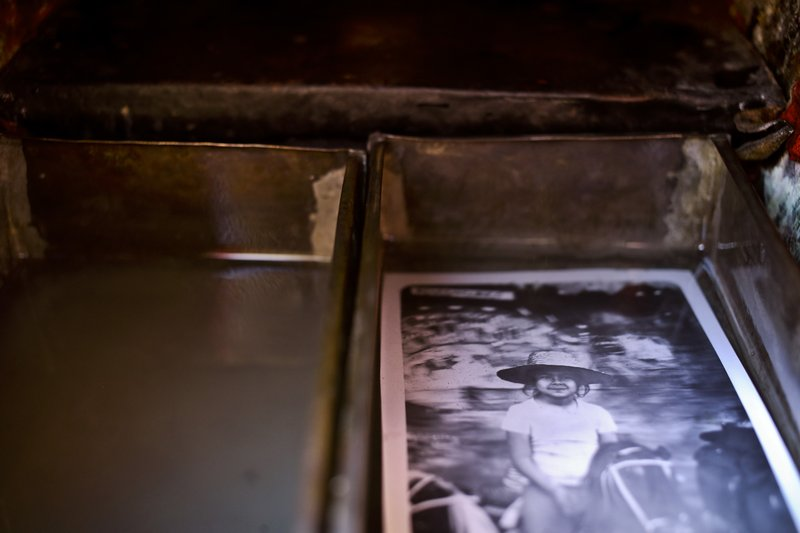 Ap photos chilean dreams of rescuing box camera photography for California form 3588