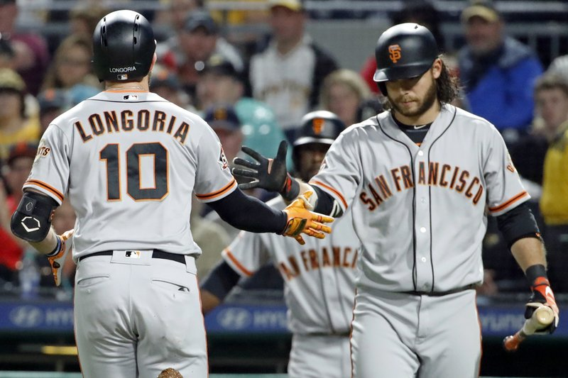Evan Longoria, Brandon Crawford