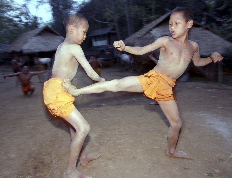 Child kickboxing debated in Thailand after 13-year-old dies