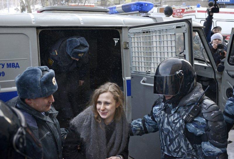 Maria Alekhina
