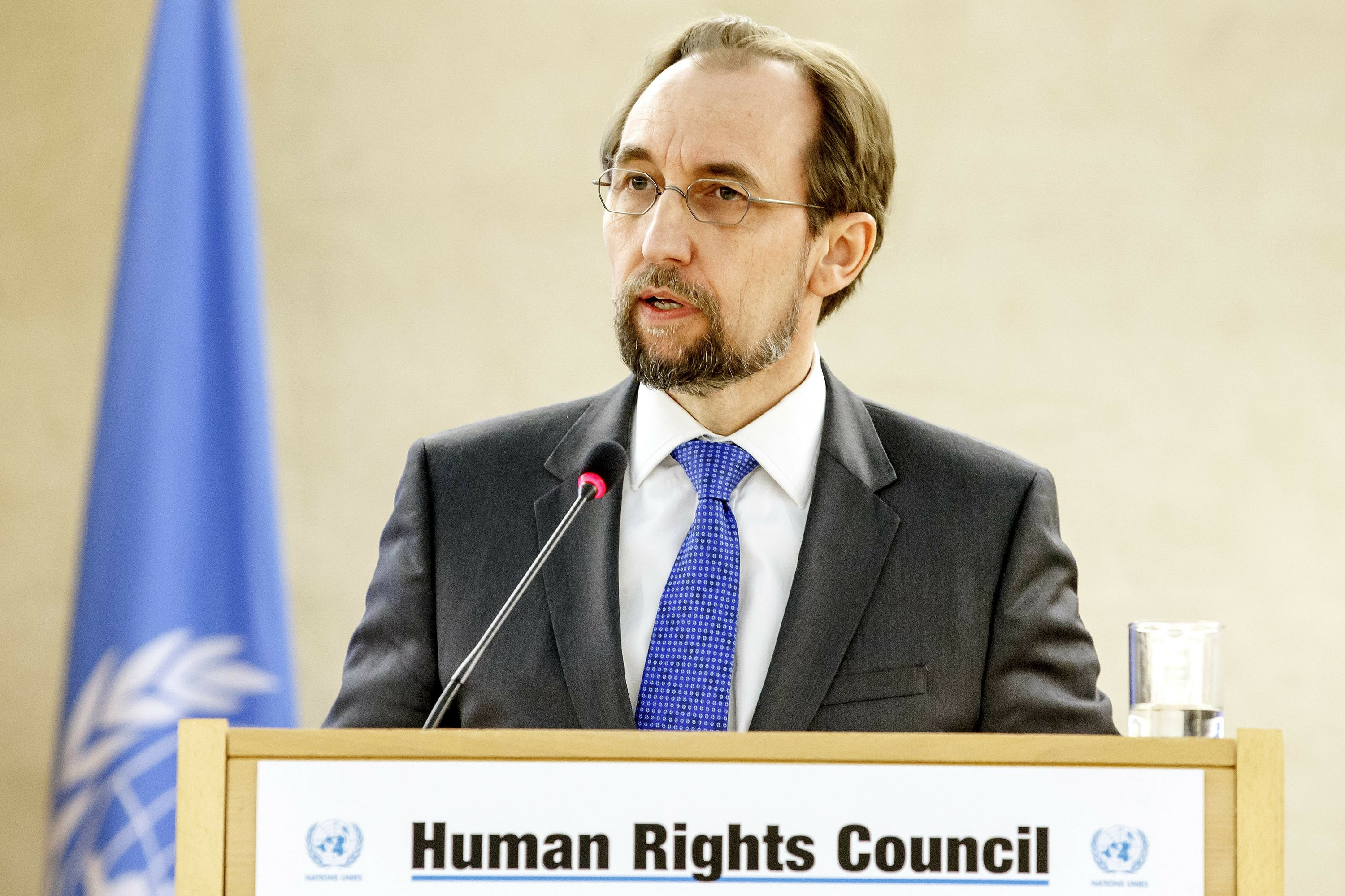 UN rights chief 'dismayed' at Trump efforts to 'intimidate'