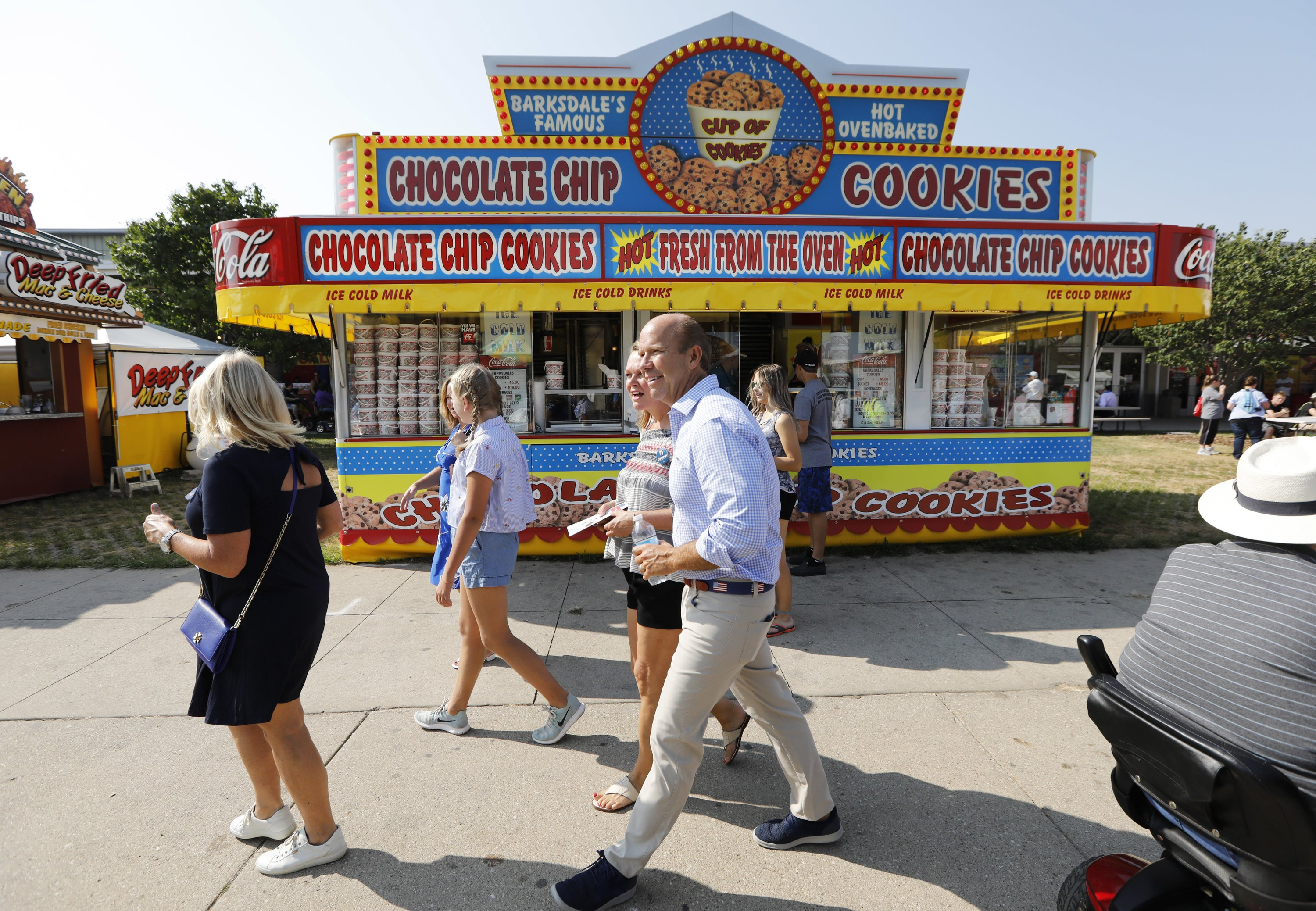 Beaumont Fair 2020.Little Known Democratic 2020 Hopefuls Make Early Iowa Visits