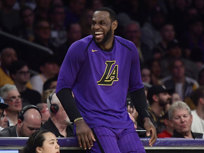 2f84d8c76790 LeBron James to sit out last 6 games of Lakers  season