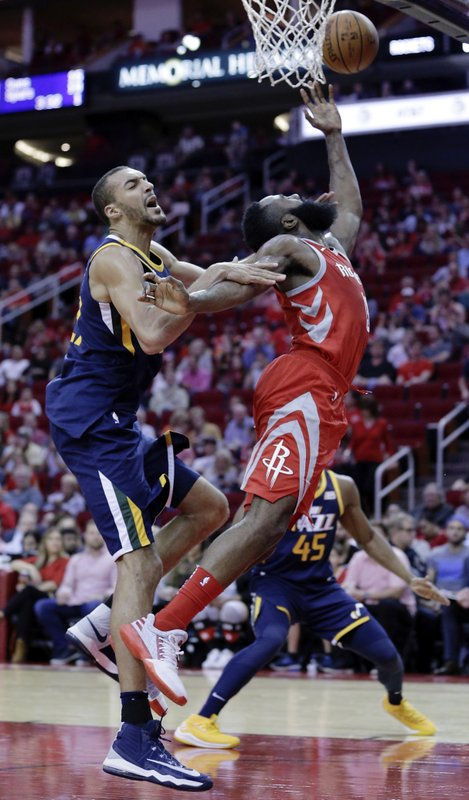 Rudy Gobert, James Harden