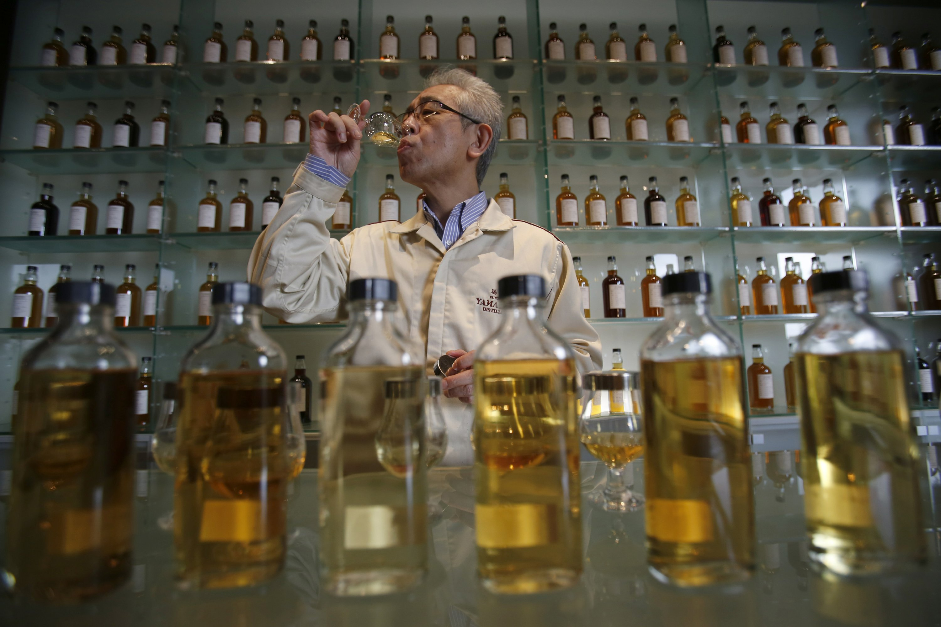Japan one-ups Scotch with whisky, coveted around the world