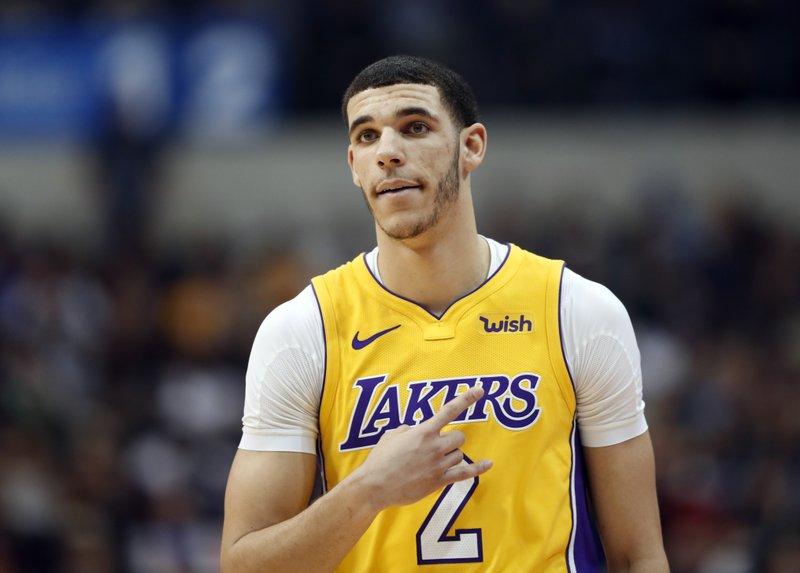 Randle Leads Lakers Past Mavericks In Ot