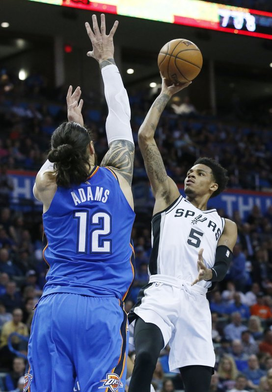 Dejounte Murray, Steven Adams