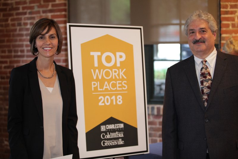 Seibels Recognized as a 2018 Top Workplace in South Carolina