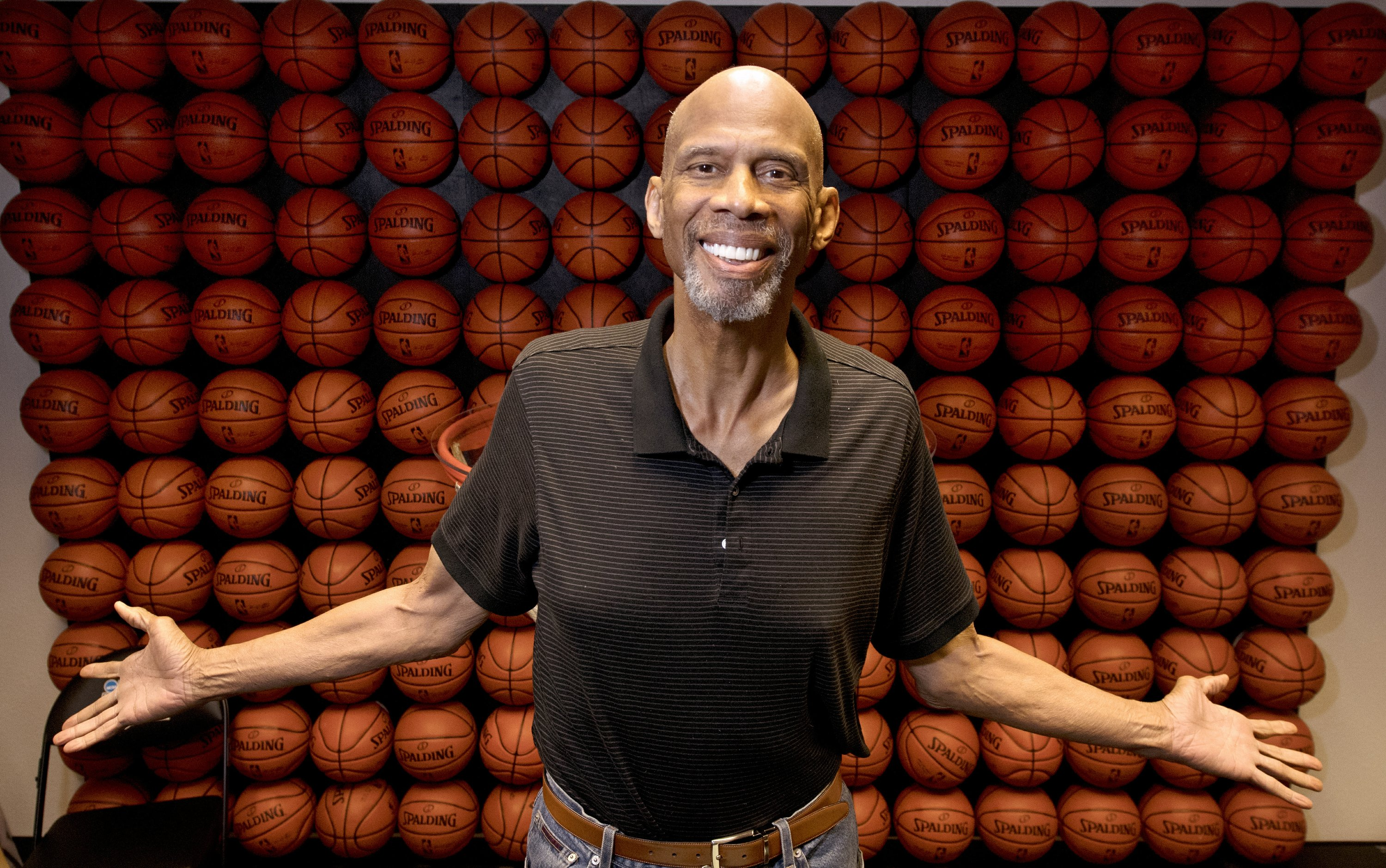 a talkative kareem abdul jabbar reflects on becoming himself