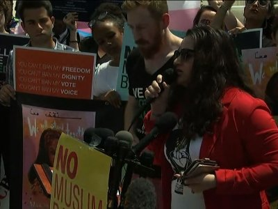 Travel Ban Opponents Rail Against Court Ruling