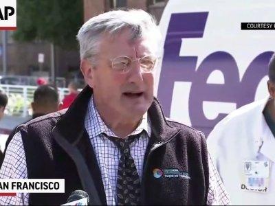 SF Hospital Treating 3 YouTube Shooting Victims