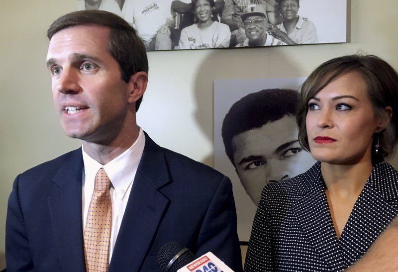 Andy Beshear, Jacqueline Coleman