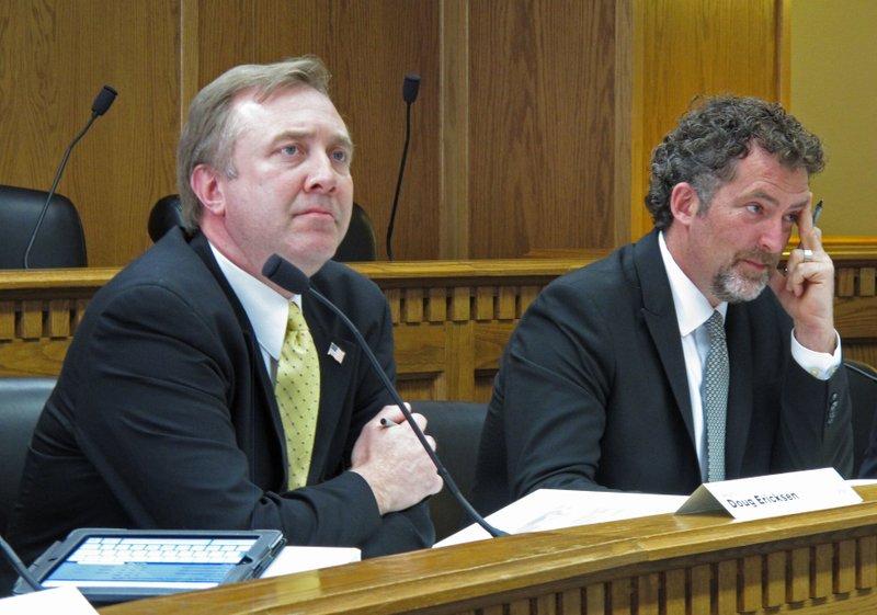 Doug Ericksen, Kevin Ranker