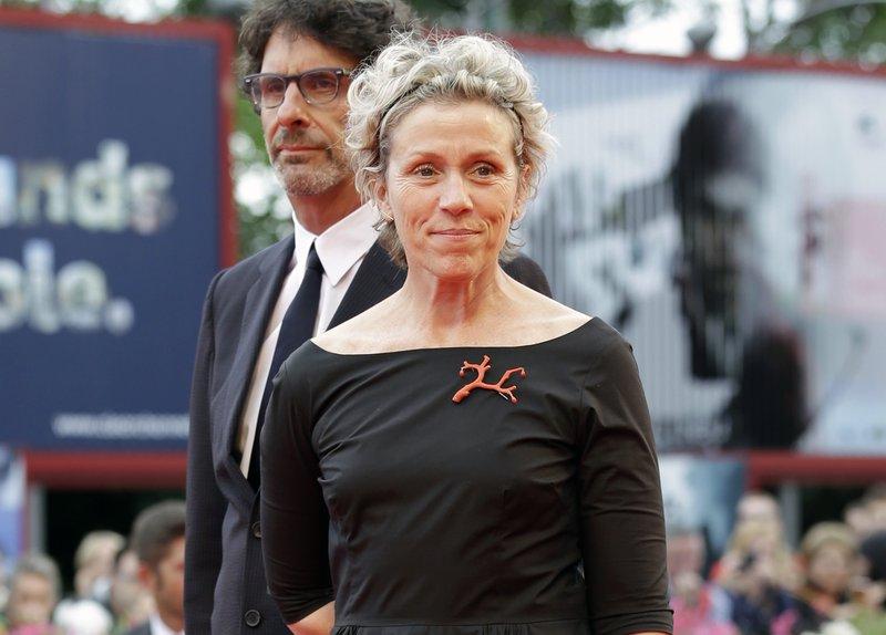 Frances McDormand joel Coen