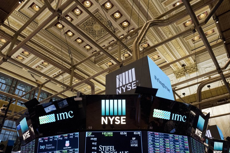 Dow Jones Industrials Sink 800-plus Points