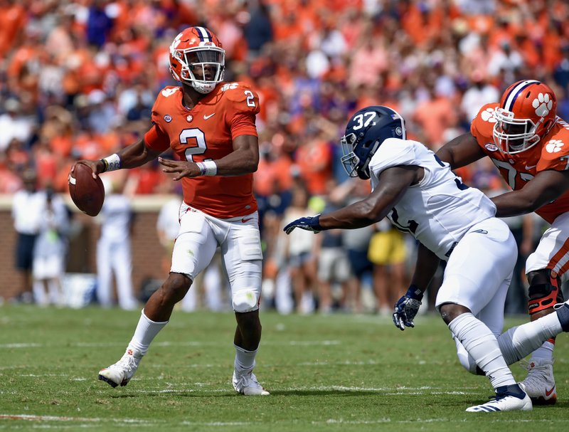 Kelly Bryant Transferring From Tiger Town