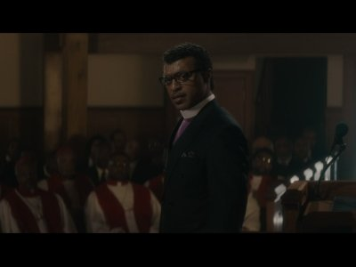 Chiwetel Ejiofor explores faith's costs in 'Come Sunday'