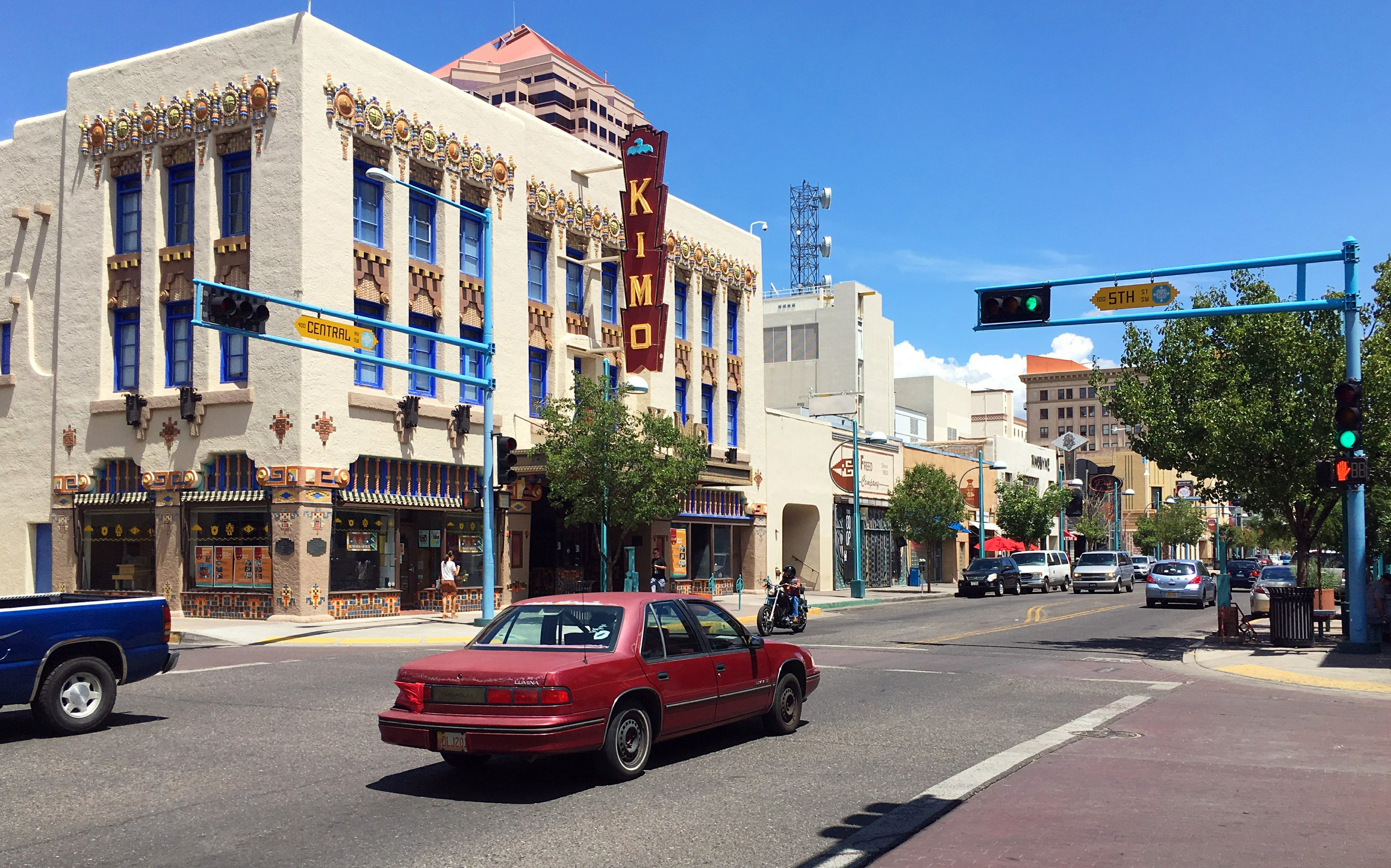 16 New Mexico towns, cities eye more 'Main Street' funds