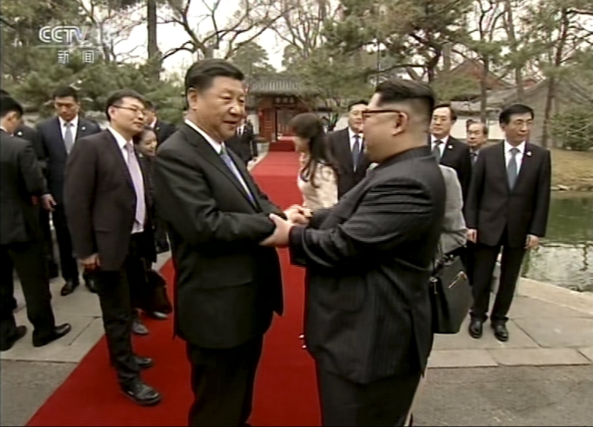 Kim, Xi portray strong ties after NKorea leader's China trip