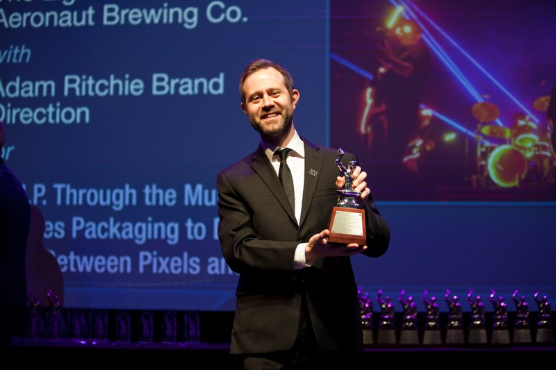 Adam Ritchie Brand Direction Wins Four Silver Anvil Awards from the Public Relations Society of America