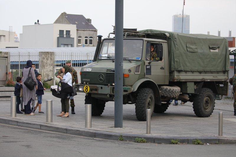 Molenbeek bomauto