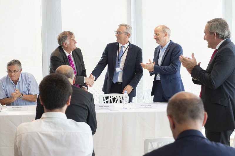"""Bertin IT joins the Chair in """"Industrial Data Analytics & Machine Learning"""" created by Atos, CEA and Ecole Normale Supérieure Paris-Saclay"""