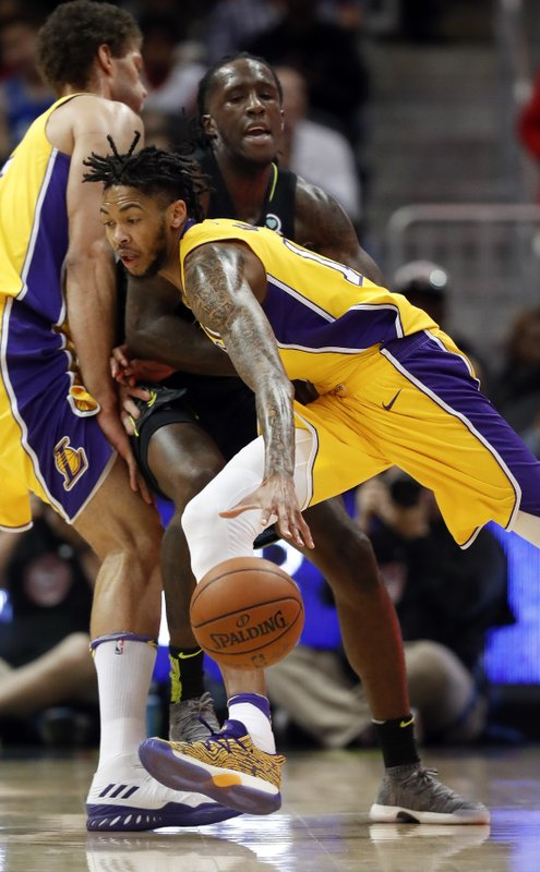 Brandon Ingram, Taurean Prince