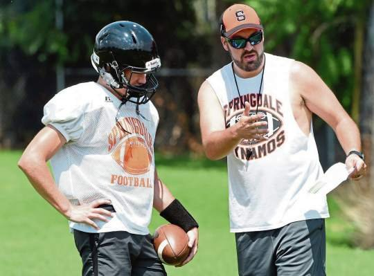 Springdale rebuilds roster after heavy losses to graduation
