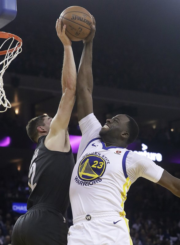 Draymond Green, Joe Harris