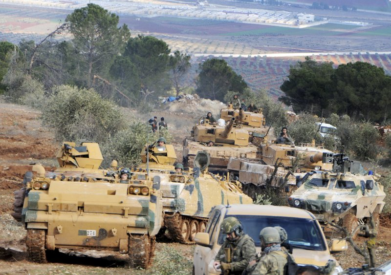 Image result for turkish tanks, being carried, Turkey's flag, photos
