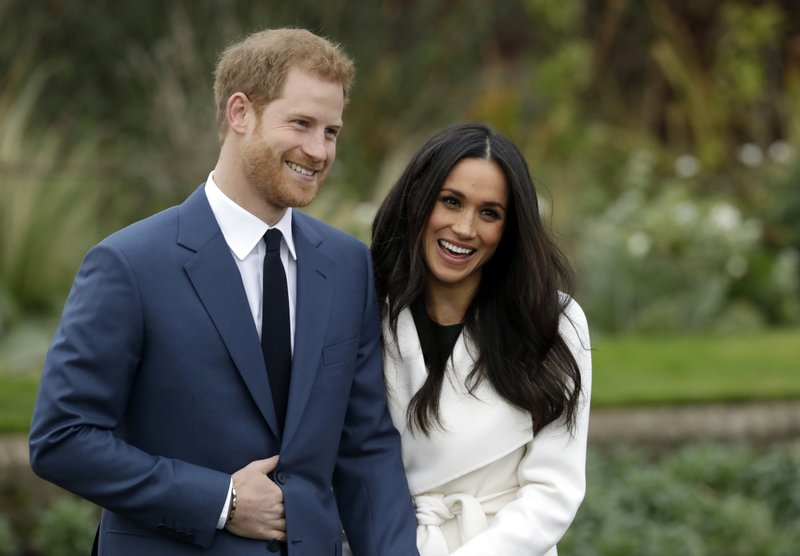 Prince Harry and Meghan Markle to marry May 19