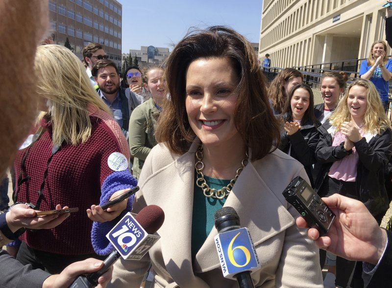 Whitmer Allies Launch 1 8m Ad Campaign In Governor S Race