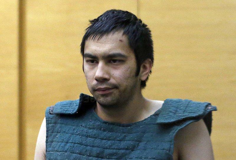 Video shows dramatic takedown of Seattle university gunman