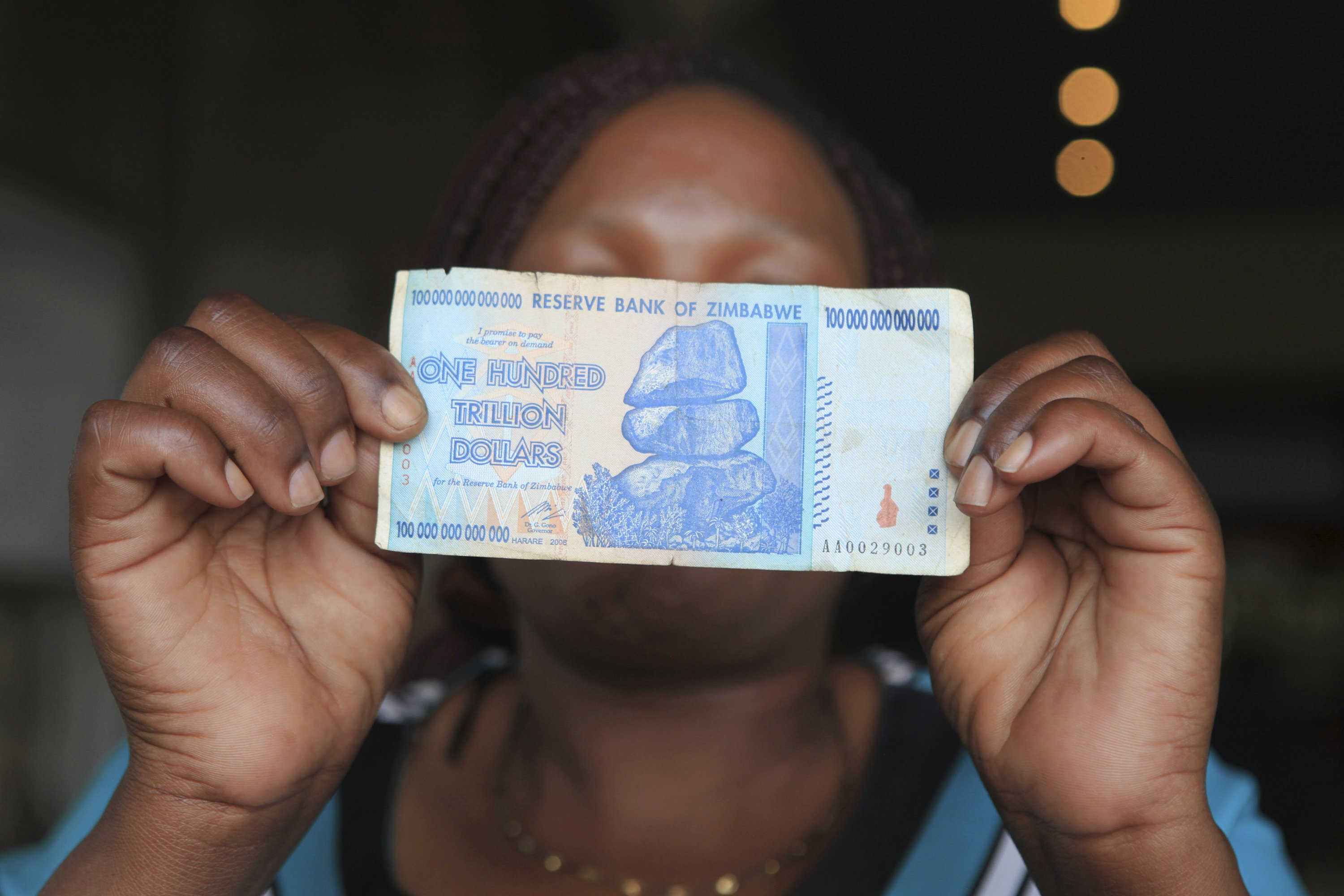 As Zimbabwe Tries New Currency Skeptics Reach For The Old