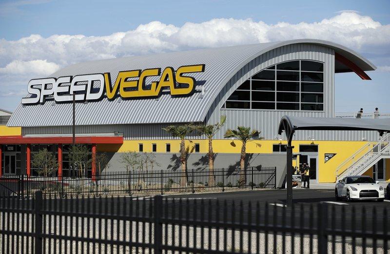 Agency seeks $16K fines after deadly Vegas-area track crash