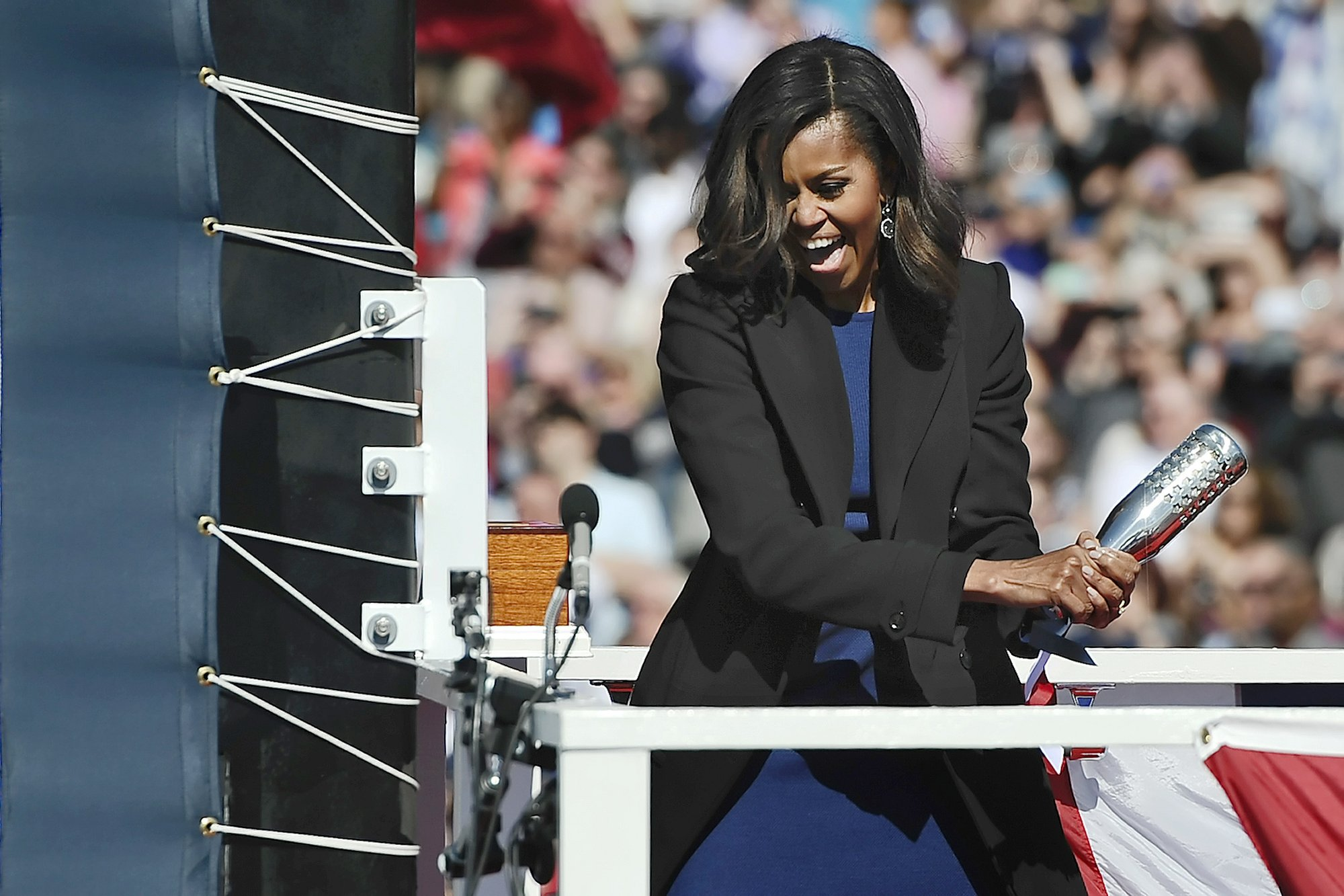 obama First lady michelle