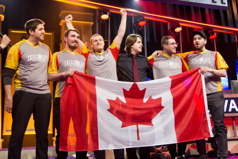 Team from Laval University Wins Heroes of the Dorm® National Championship