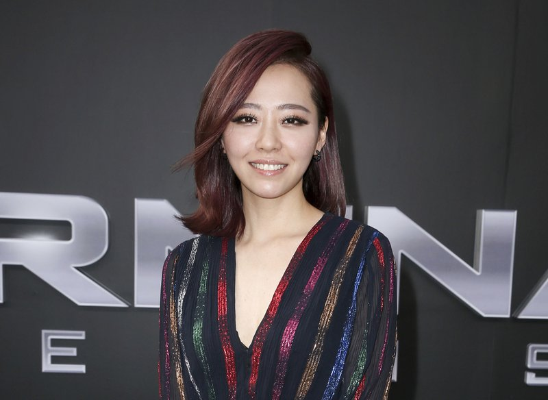 Chinese singer Jane Zhang gets the Timbaland touch