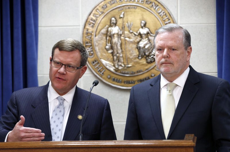 North Carolina lawmakers cop out and  repeal controversial 'bathroom bill'