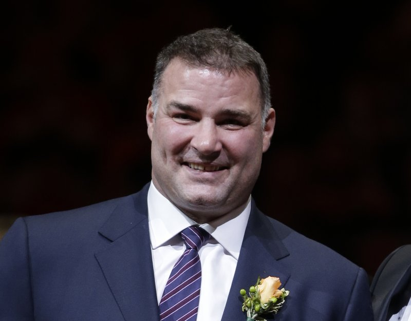 Lindros  wait over as he headlines Hockey Hall of Fame class df90f8c82