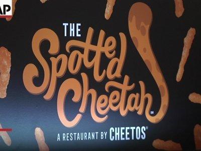 Cheetos Recipies On Menu At NY Restaurant